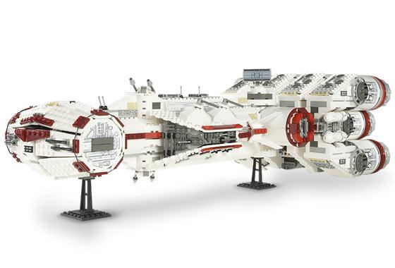 10019 лего звездный войны корабль рейбел